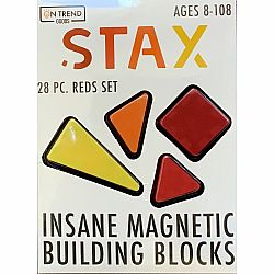 STAX: Insane Magnetic Building Blocks