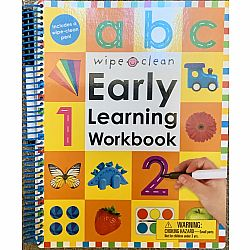 Early Learning Workbook