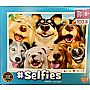 #Selfies of Dogs 100 piece puzzle